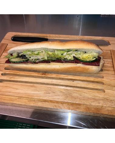 Sandwich Gruyère & Viande...