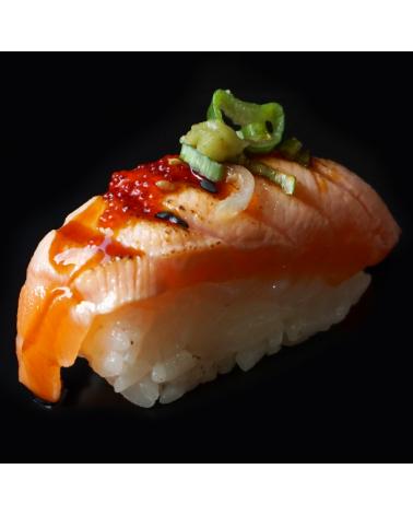 Nigiri Sushi - Tataki Saumon
