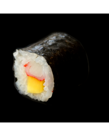 Maki - Crabe Mangue 6 pièces