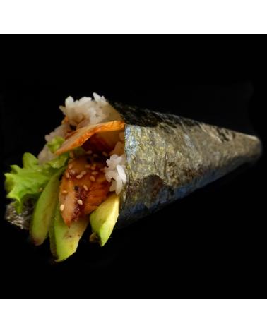Temaki - Anguille Grillée