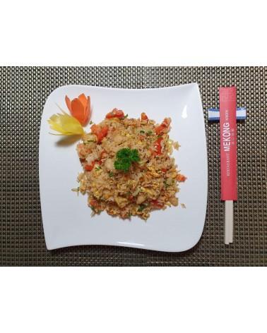Riz sauté thaïlandais