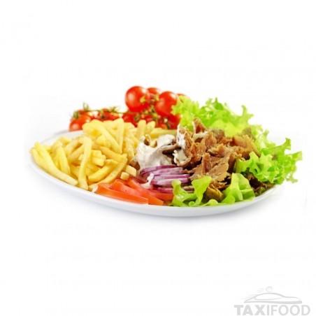 Kebab Assiette