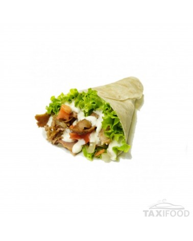 Kebab Galette