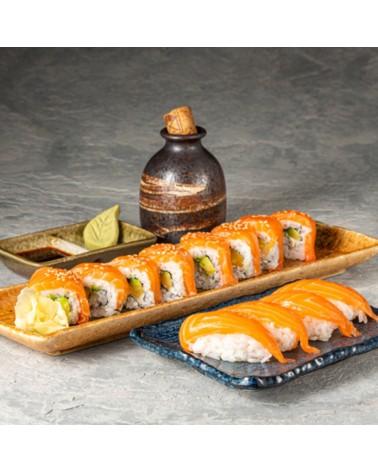 All saumon 12 pièces