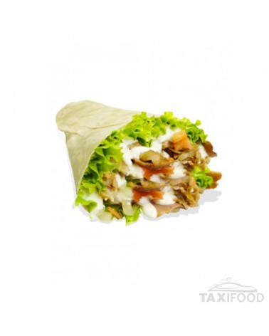 Dürüm Kebab Frites