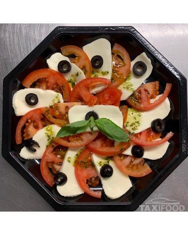 Salade tomate & mozzarella