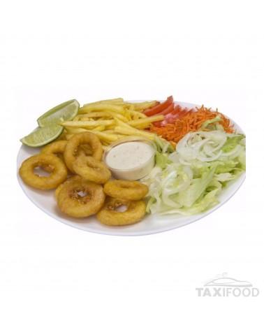 Assiette Calamars