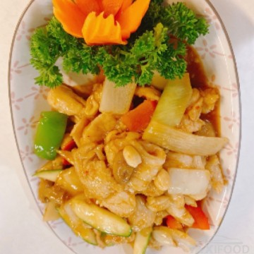 Poulet kung-po