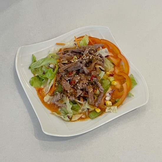 Salade de Boeuf à la mode...