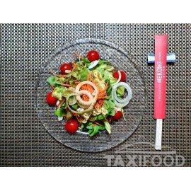 Salade mêlée chinoise
