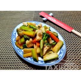 """Légumes chinois """"Lo Hon Chai"""""""