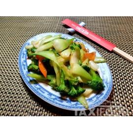 Légumes de saison (Pak choi...